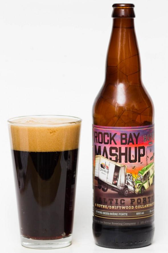 Hoyne & Driftwood Rock Bay Mashup Baltic Porter Review