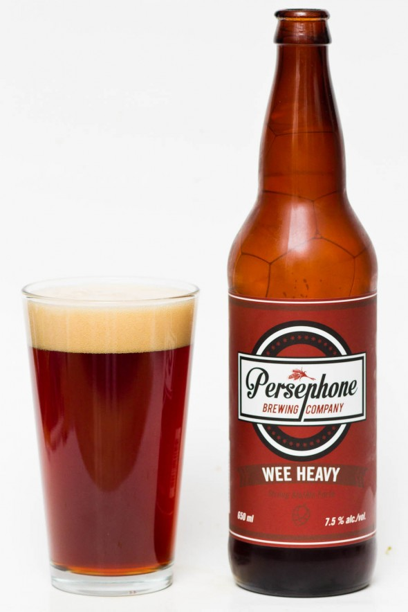 Persephone Wee Heavy Scotch Ale Review