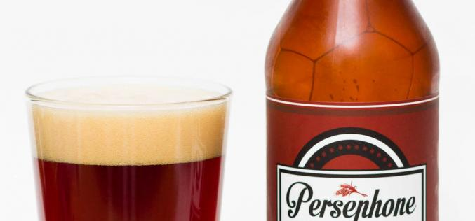Persephone Brewing Co. – Wee Heavy Scotch Ale