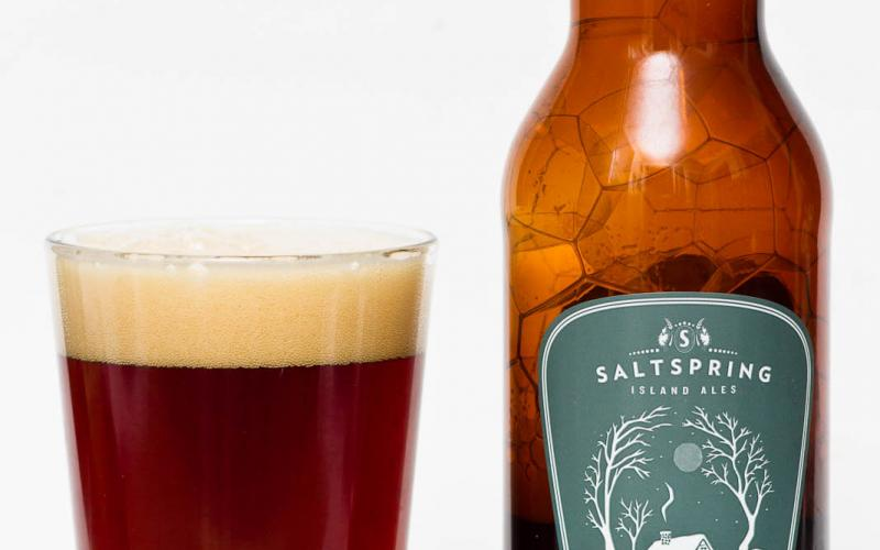 Saltspring Island Ales – Fireside Winter Ale