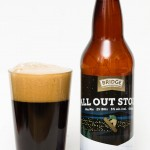 Bridge Brewing All Out Stout Review
