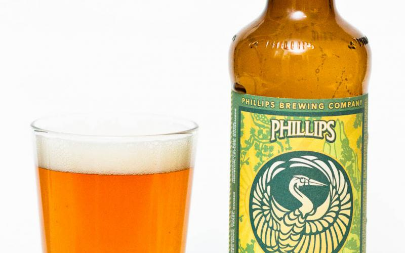 Phillips Brewing Co. – Ginger Beer