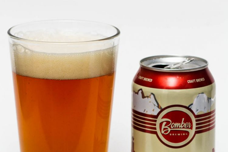 Bomber Brewing – India Pale Ale (IPA)
