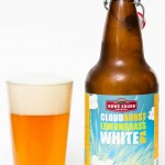 Howe Sound Brewing Cloudburst Lemongrass White IPA  Review