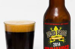 Dead Frog Brewery – 2014 Commander Imperial Stout