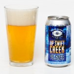Three Ranges Up Swift Creek Pilsner Review