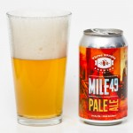 Three Ranges Mile 49 Pale Ale Review