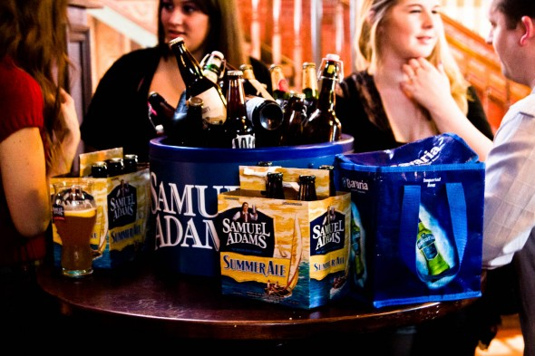 Samuel Adams Vancouver Samley Cup Homebrew Competition
