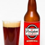 Persephone Brewing Rum Runner Red Ale Review