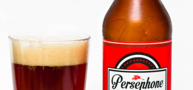 Persephone Brewing Co. – Rum Runner Red Ale
