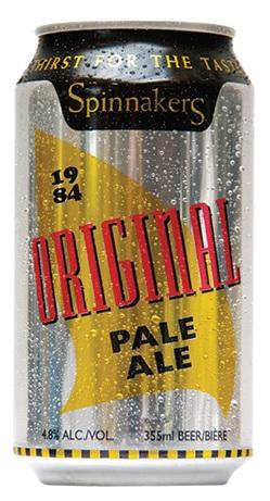 spinnakers original pale ale