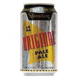spinnakers original pale ale