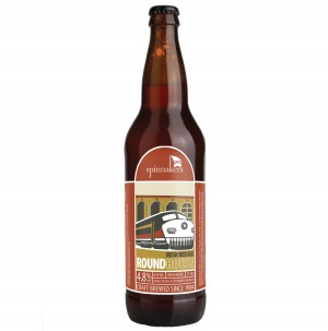 Spinnakers Roundhouse Red Ale