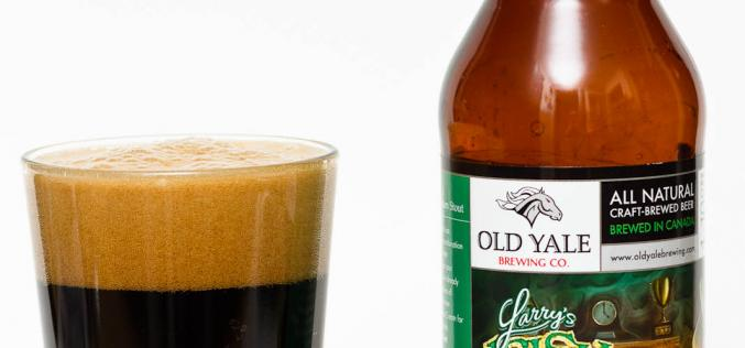 Old Yale Brewing Co. – Larry's Irish Cream Stout