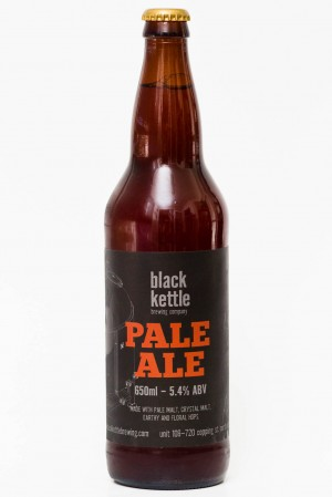 Black Kettle Pale Ale Review