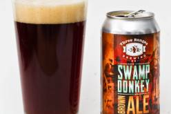 Three Ranges Brewing Co. – Swamp Donkey Brown Ale