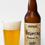 Lighthouse Sauerteig Farmhouse Ale Review