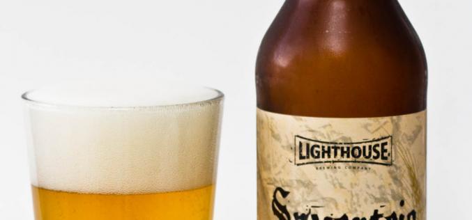 Lighthouse Brewing Co. – Sauerteig Farmhouse Ale