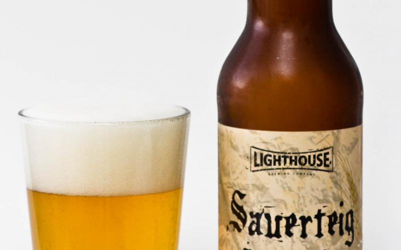 Lighthouse Brewing Co. – Sauerteig Farmhouse Ale