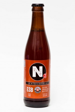 Parallel 49 Brewing N2 Nitrogenated ESB review