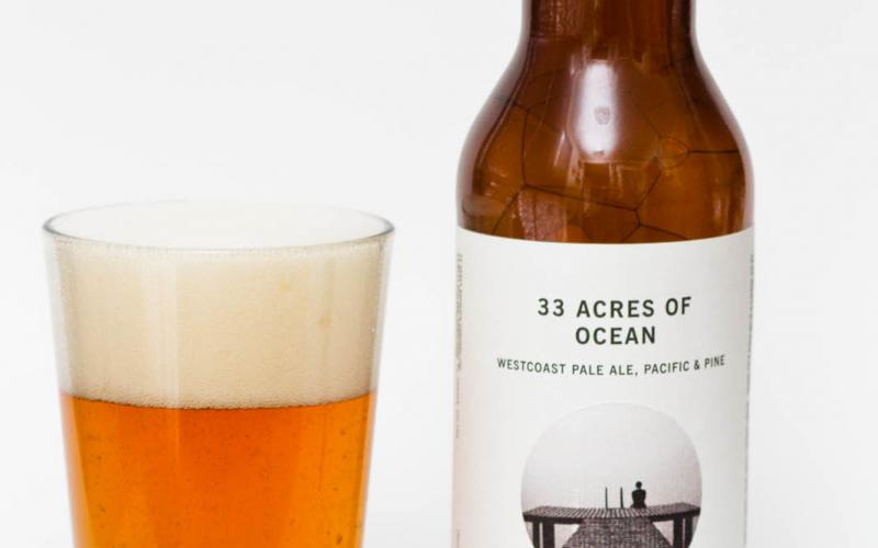 33 Acres Brewing Co. – 33 Acres of Ocean Westcoast Pale Ale