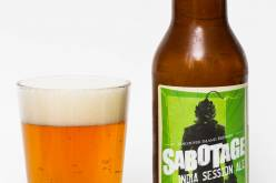 Vancouver Island Brewery – Sabotage India Session Ale
