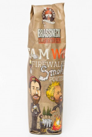 Steamworks & Brassneck - Firewalker Smokey Porter