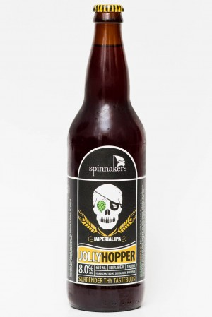 Spinnakers Jolly Hopper IPA