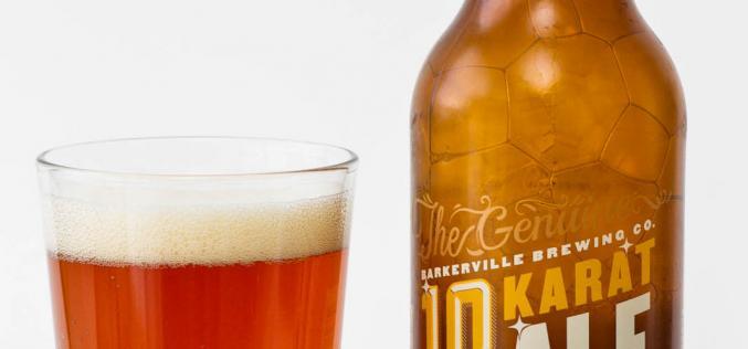 Barkerville Brewing Co. – 18 Karat Golden Ale