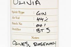 Deep Cove Brewers & Distillers Release the Olivia, Rosemary & Olive Gin