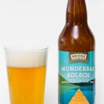 Bridge Brewing Wunderbar Kolsch Review