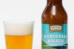 Bridge Brewing Co. – Wunderbar Kolsch