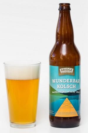 Bridge Brewing Wunderbar Kolsch Review