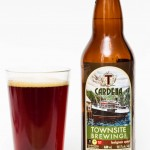 Townsite Brewing Inc. Cardena Belgian Quad Review
