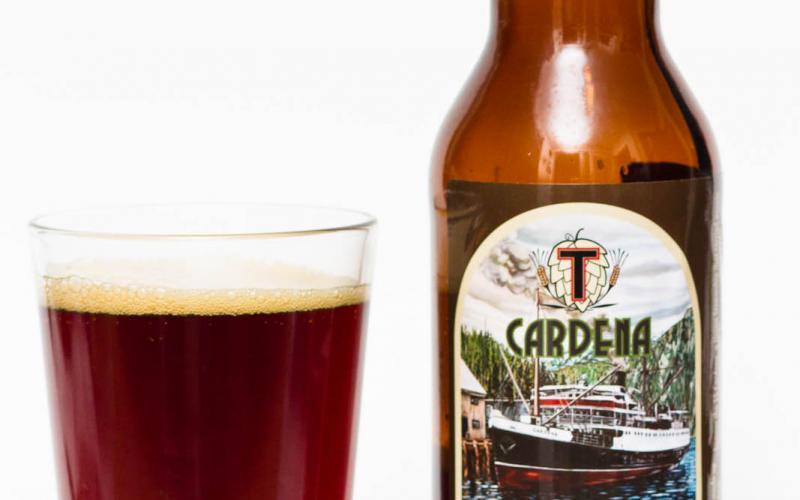 Townsite Brewing Inc. – Cardena Belgian Quad