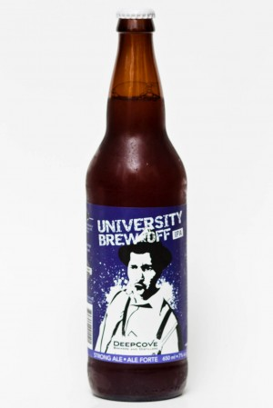 Deep Cove BreDeep Cove Brewers - University Brew Off IPA Reviewwers - University Brew Off IPA