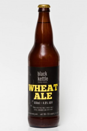 Black Kettle Brewing Co.  Wheat Ale Review