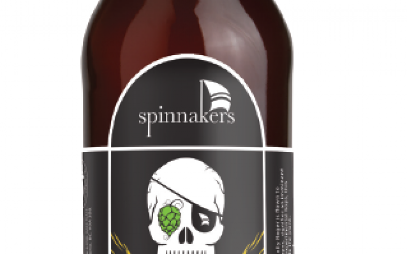 Spinnakers Launches the Jolly Hopper Imperial IPA