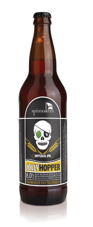 Spinnakers Jolly Hopper Imperial IPA