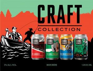 Fernie Brewing Craft Collection