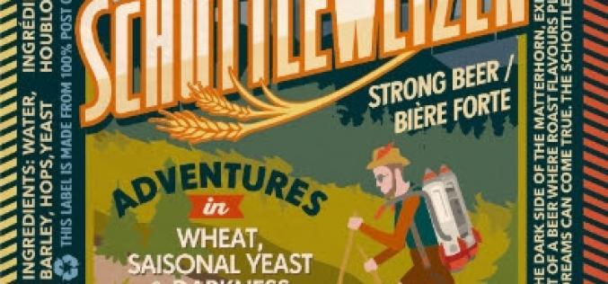 Phillips Brewing Launches Schottleweizen, A New Beer Adventure in Darkness