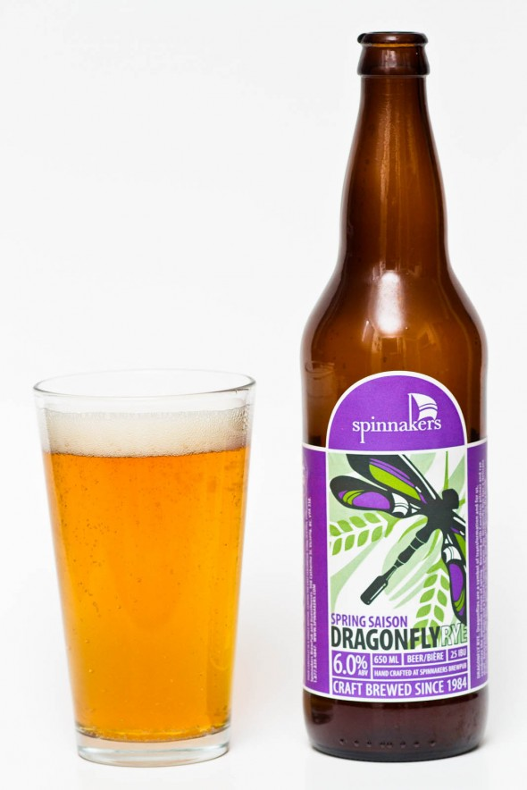 Spinnakers Dragonfly Saison Review