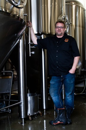 Longwood Brewery Brewer Harley Smith