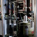 Longwood Brewing Bottling Station