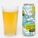 Moon Under Water Light Side Of the Moon Session Lager Review