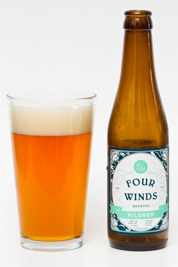 Four Winds Pilsner Review