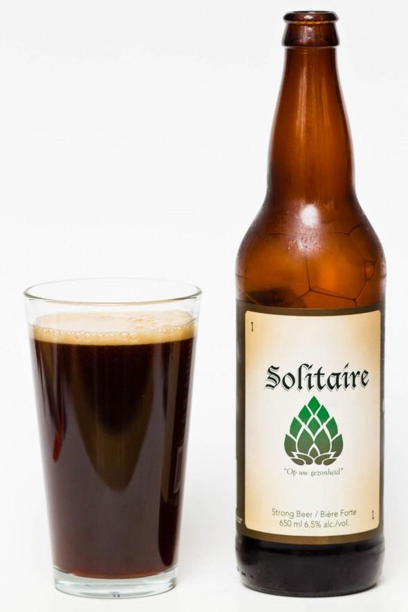 Surlie Brewing Solitaire Belgian Dark Ale Review