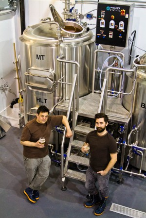 Dageraad Brewery - Ben And Mitch