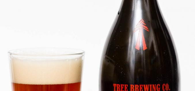 Tree Brewing Co. – Red Wood Wine Barrel Aged Ale