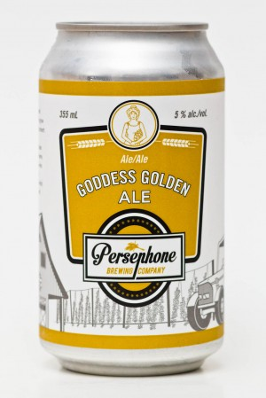 Persephone Golden Goddess Ale Review